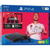 Console Sony Playstation 4 Slim 1TB + Jogo FIFA 20
