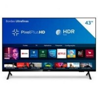 """Smart TV Philips 43"""" Full HD - 43PFG6825/78"""