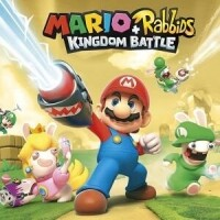 Jogo Mario + Rabbids Kingdom Battle Gold Edition - Nintendo Switch