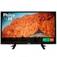 "TV Philco 24"" Led HD Bivolt - PTV24C10D"