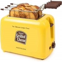 Torradeira Elétrica Nostalgia Deluxe Grilled Cheese Sandwich GCT2