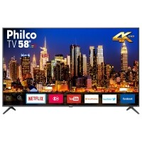 """Smart TV LED 58"""" 4K Philco PTV58F60SN"""