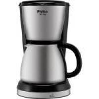 Cafeteira Elétrica Philco 700ml Metal PH14