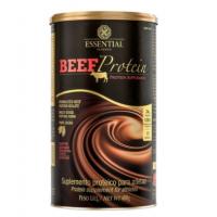 Beef Protein Cacau Essential Nutrition 480g