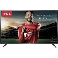 """Smart TV LED 65"""" 4K TCL 65P65US - P65US"""