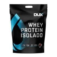 Whey Protein Isolado Morango Dux Nutrition 1.8kg