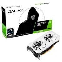 Placa de Vídeo Galax NVIDIA GeForce GTX 1660 Super EX White (1-Click OC) 6GB GDDR6 - 60SRL7DS04WS