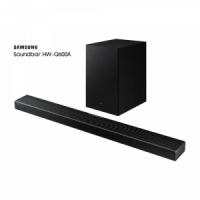 Soundbar Samsung 3.1.2 Canais Subwoofer - HW-Q600A