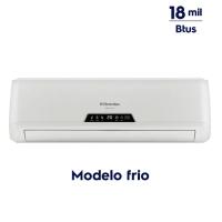 Ar Condicionado Split Electrolux 18000Btus Frio - TI18F/TE18F