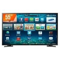 "Smart TV LED 55"" 4K Samsung LH55BENELGA/ZD"