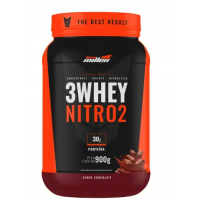 3 Whey Nitro2 Chocolate New Millen 900g