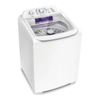 Lavadora Electrolux Dispenser Autolimpante e Ciclo Silencioso - LPR16