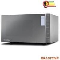 Micro-ondas Brastemp 32 Litros de Capacidade e Grill Espelhado - BMG45AR