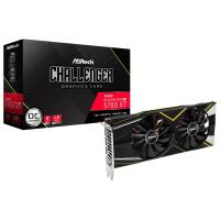 Placa de Video Asrock AMD Radeon RX5700 XT Challenger D OC 8GB GDDR6 - 90-GA18ZZ-00UANZ