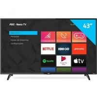 Smart TV AOC 43'' 78G Roku LED Full HD - 42S5195