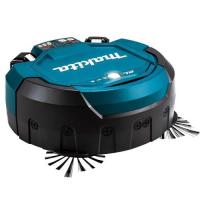 Robô Aspirador Makita Com Controle Remoto DRC200Z