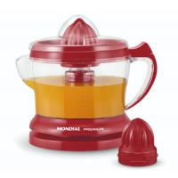 Espremedor de Frutas Mondial RED Premium E-23