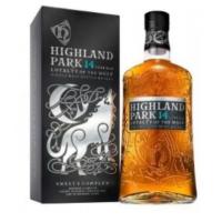 Whisky Highland Park 14 Anos 1 Litro