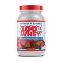 Whey Protein 100% Whey Chocolate Cake Innovative Nutrients 900g