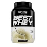 Best Whey Vanilla Cream Atlhetica Nutrition 900g