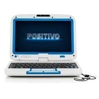Notebook 2 em 1 Positivo MOBO 5950 Atom N2600 2GB 500GB Tela 10.1\
