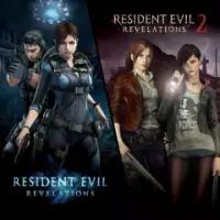 Jogo Resident Evil Revelations 1 and 2 Bundle - PS4