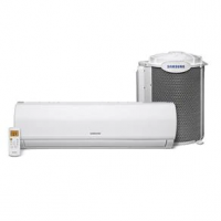 Ar Condicionado Split Samsung Max Plus 9000 Btus Frio AR09TRHQCURXAZ