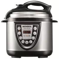 Panela Elétrica de Pressão Mondial Pratic Cook 4L - PE-09
