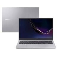 "Notebook Samsung Celeron 5205U 4GB HD 500GB Tela 15.6"" W10 - NP550XCJ0-KO1BR"