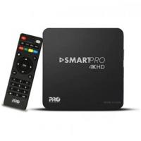 Smart TV Box Pro Eletronic 4K Android 2GB