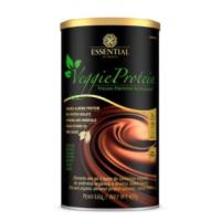 Veggie Protein Cacau Puro Essential Nutrition 450g