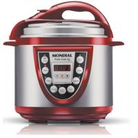 Panela Elétrica de Pressão Mondial Pratic Cook 5L -  PE-12