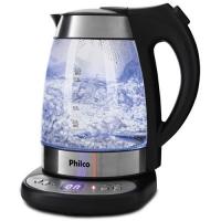 Chaleira Elétrica Philco Digital Glass 1,7 Litros - PCHD