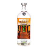 Vodka Absolut Brooklyn Edição Limitada 1 Litro