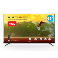 "Smart TV LED Ultra HD 4K 65"" TCL 65P8M"