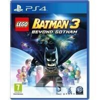 Jogo LEGO Batman 3 - Beyond Gotham - PS4