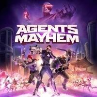 Jogo Agents of Mayhem - PS4