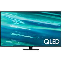 "Smart TV Samsung QLED 55"" 4K 4 HDMI - QN55Q80AAFXZA"