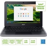 Chromebook Acer C7 C733-C607 Celeron 4GB 32GB 11.6''