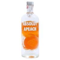 Vodka Absolut Apeach 1 Litro