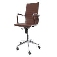 Cadeira de Escritório Diretor Show de Cadeiras Charles Eames Stripes
