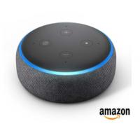 Smart Speaker Amazon Echo Dot Com Alexa