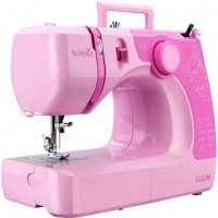 Máquina de Costura Elgin Superia 6 Pontos - JX2050R