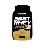 Best Whey Iso Maracujá Atlhetica Nutrition 900g