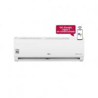 Ar-Condicionado Split LG Voice 9000Btus Dual Inverter Quente e Frio - S4-W09WA51A