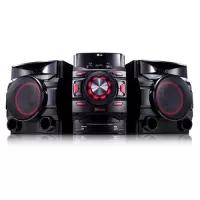 Mini System LG Multi Bluetooth USB MP3 440W - CM4460