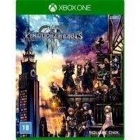 Jogo Kingdom Hearts III + Brinde Steelbook - XBOX ONE