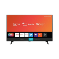 "Smart TV Led AOC 32"" HD 32S5295/78G"
