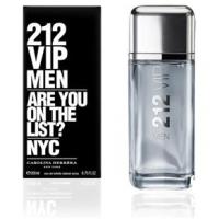 Perfume 212 Vip Men Carolina Herrera 200ml
