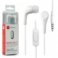 Fone de Ouvido Motorola Earbuds 2 SH006 P2